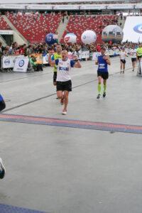 Meta Maratonu Warszawskiego