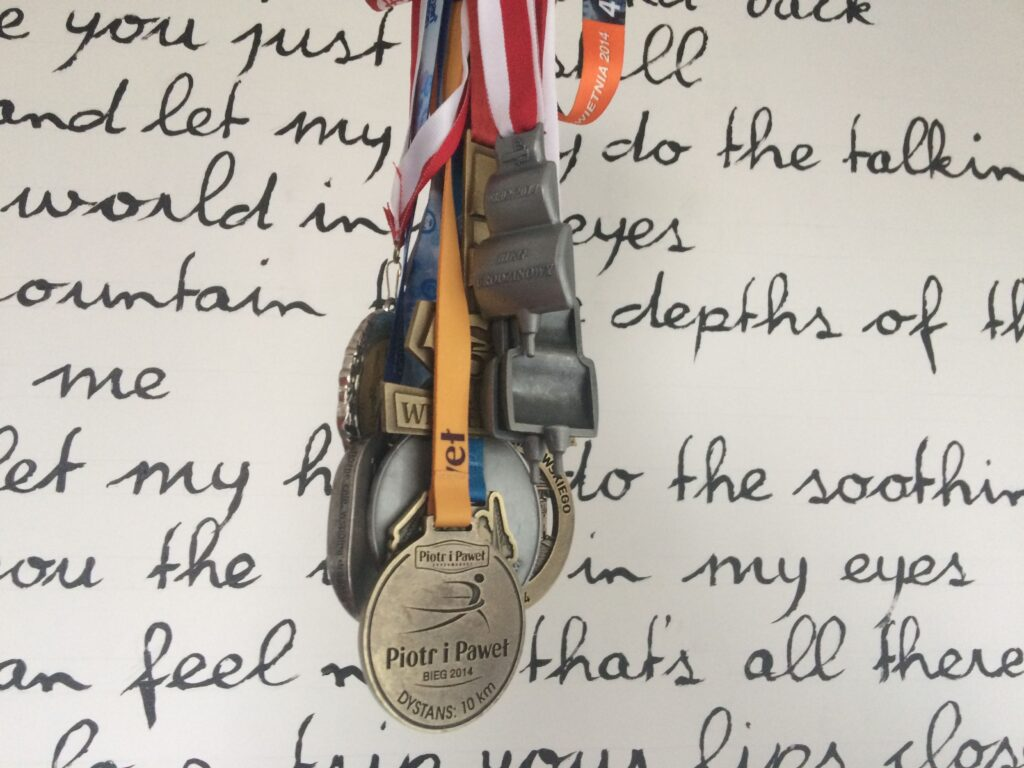 Medale z 2014 roku